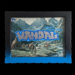 Vandal (Fuck Your Peace An Quiet)