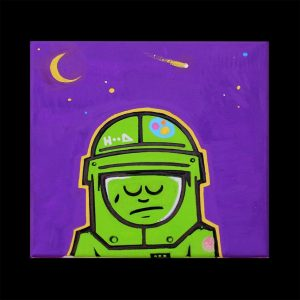 Sad Astronaut