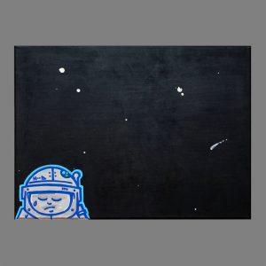 Sad Astronaut 01